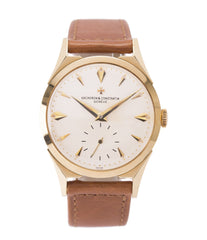 buy Vacheron Constantin 6066 yellow gold time-only dress watch for sale online at A Collected Man London UK specialist of rare watches