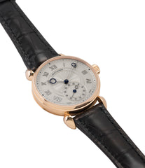 buy Voutilainen Observatoire Limited Edition rose gold rare dress watch for sale online at A Collected Man London endorsed seller of independent watchmaker