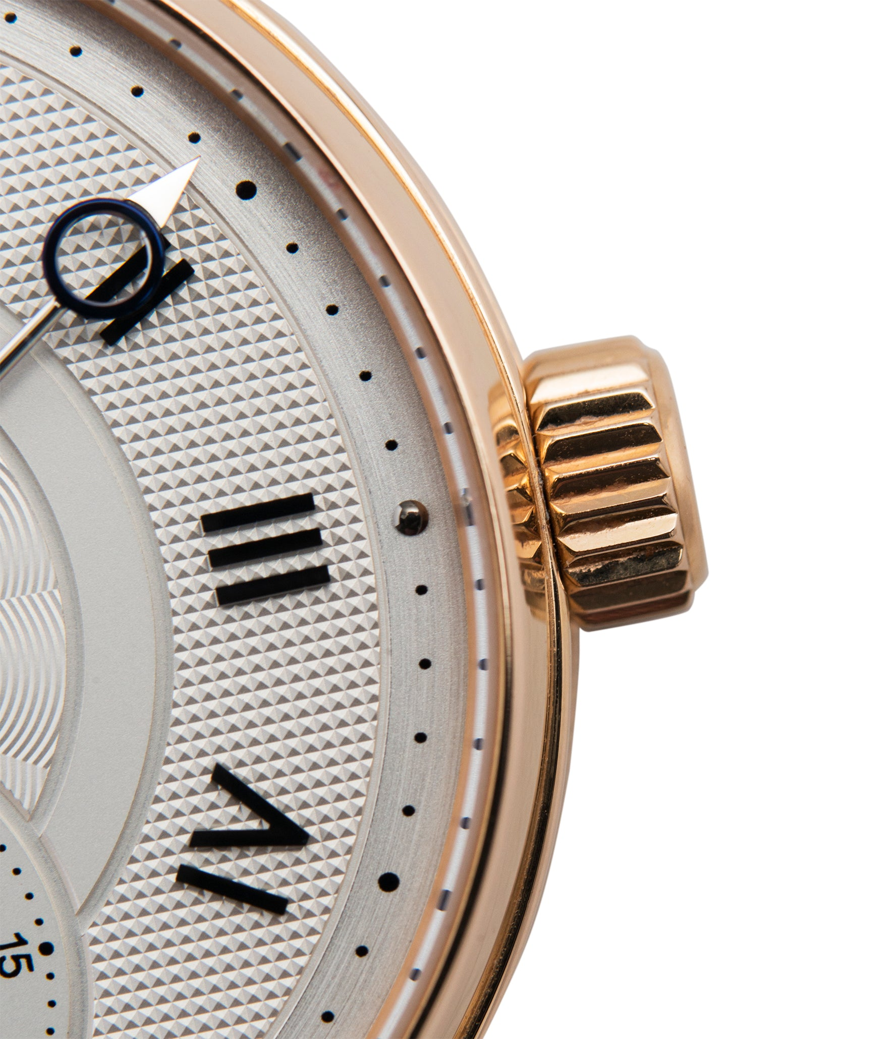 Roman numerals Voutilainen Observatoire Limited Edition rose gold rare dress watch for sale online at A Collected Man London endorsed seller of independent watchmaker