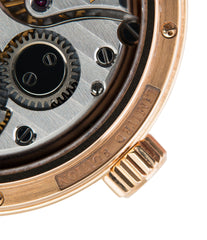 rose gold Voutilainen Observatoire Limited Edition rare dress watch for sale online at A Collected Man London endorsed seller of independent watchmaker
