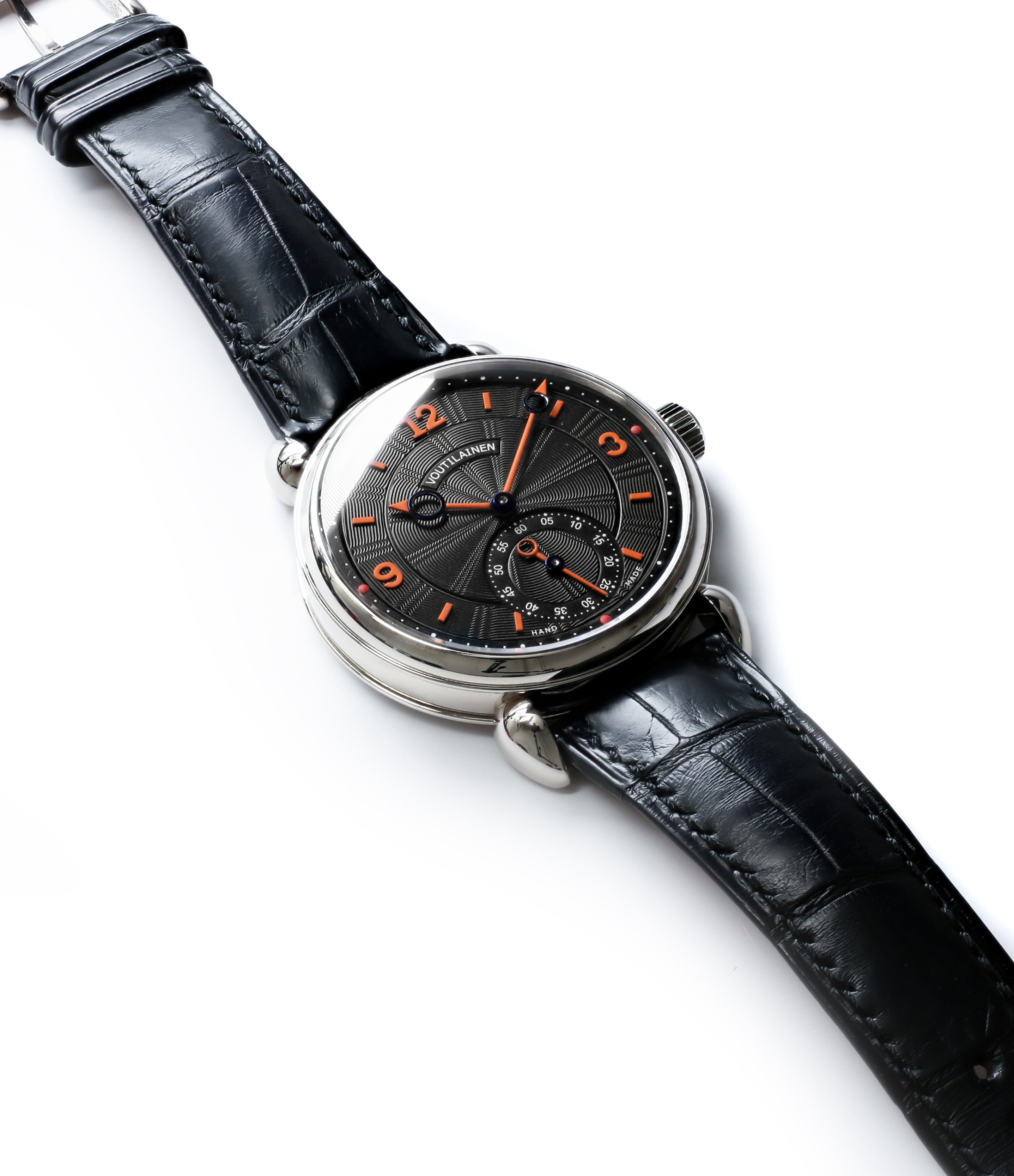 buy Voutilainen Vingt-8 Cal. 28 watch for sale online at a Collected Man online specialist platform for independent watchmakers