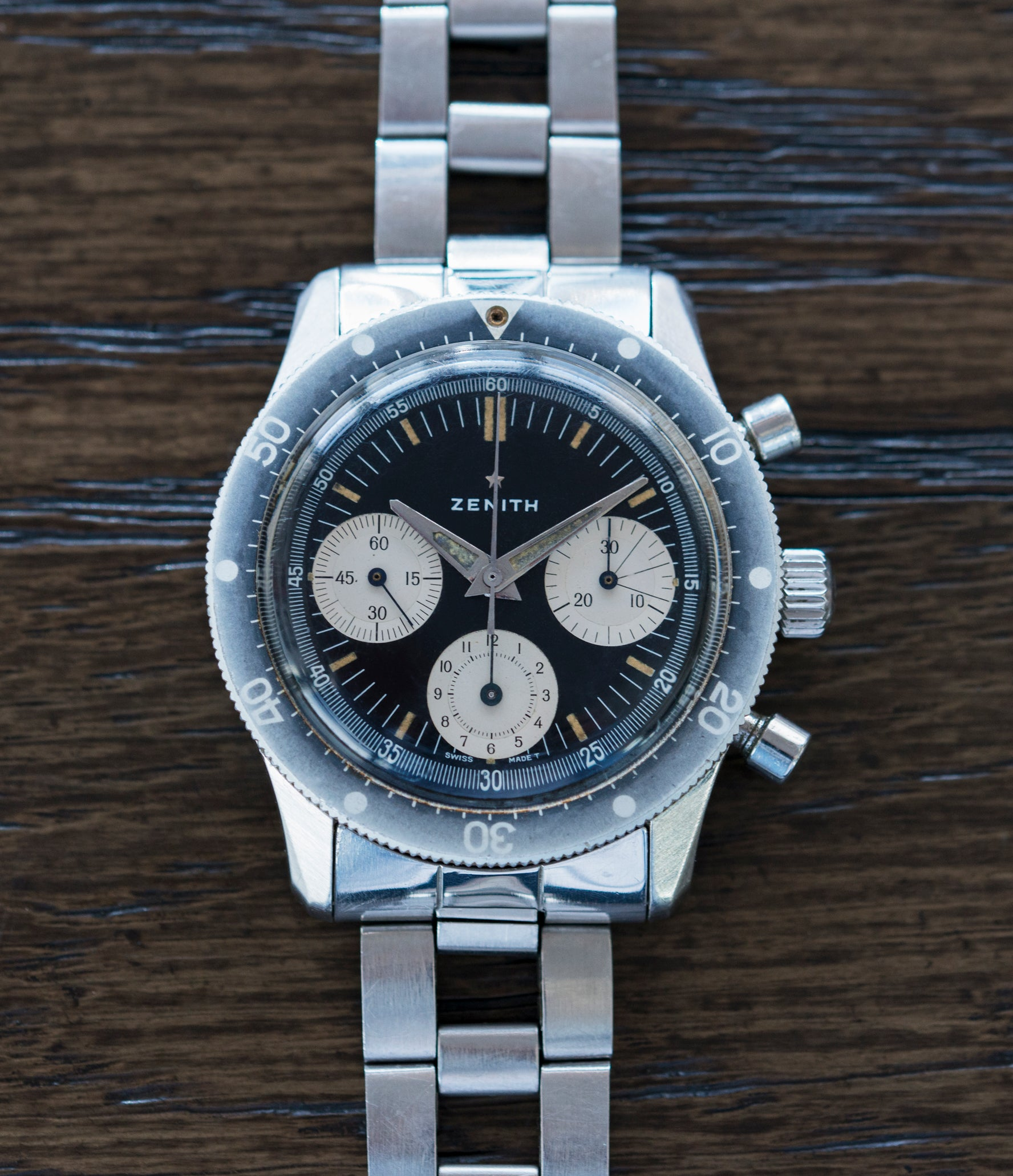 A277 | Chronograph | Steel