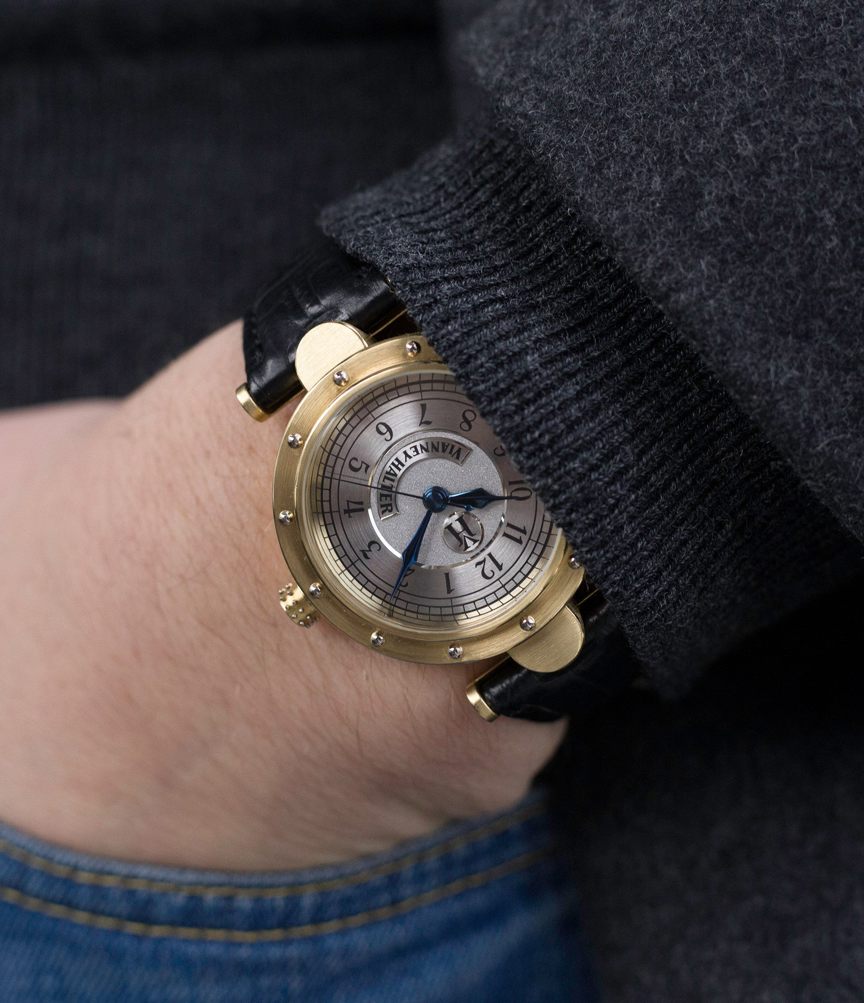 Classic | limited edition | yellow gold