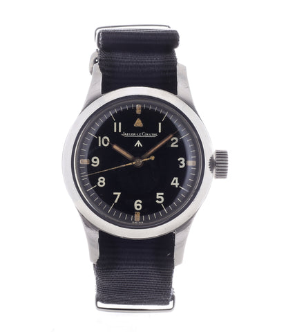 buy Jaeger-LeCoultre Mark XI 6B/346 RAF British military watch unrestored dial and needle hands for sale online WATCH XCHANGE London