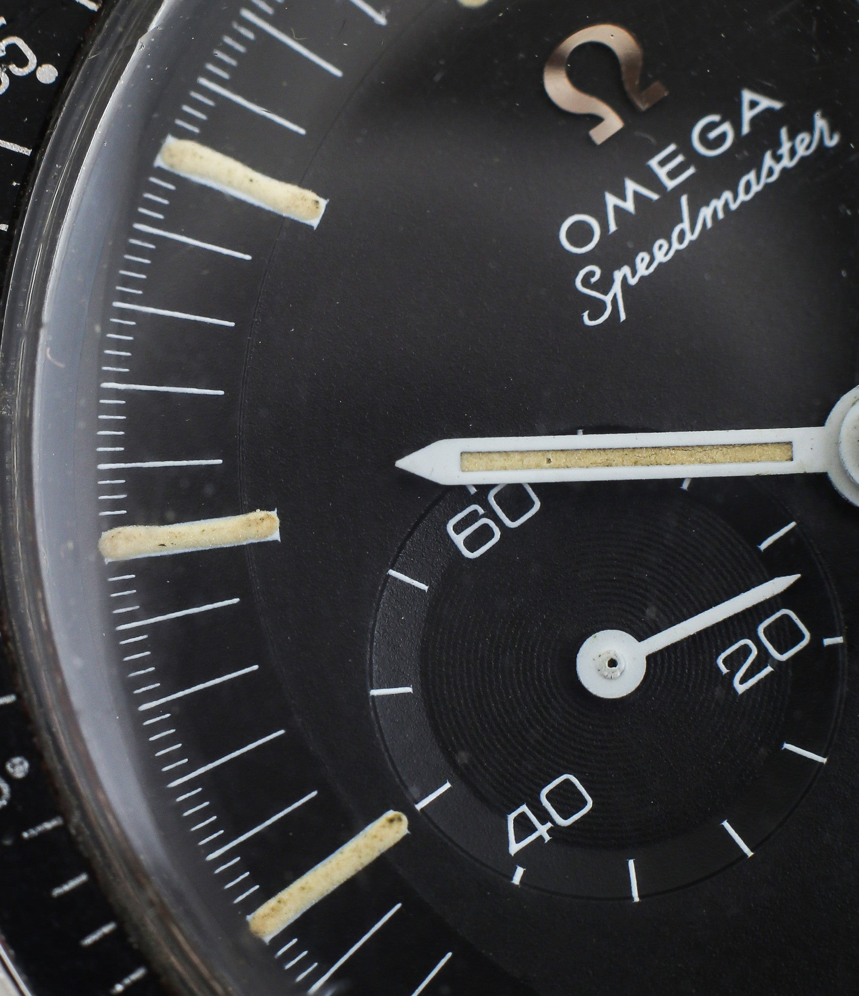 Buy Vintage Omega Speedmaster Ed White 105003 For Sale Quartz Clock Final Schematic 400 Pre Professional St 65 Steel Cal