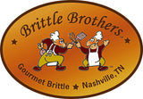 Brittle Brothers - Bacon Peanut Brittle - 1 Pound Box (Show)