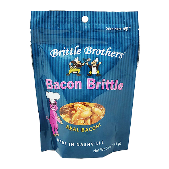 Brittle Brothers - Bacon Peanut Brittle