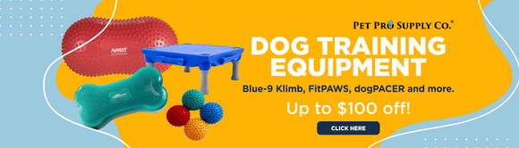 Dog Training Equipment at Pet Pro Supply Co.