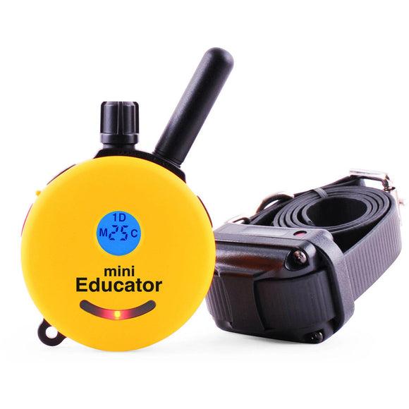E-Collar Technologies ET-300 Mini Educator 1/2 Mile - Pet Pro Supply Co.