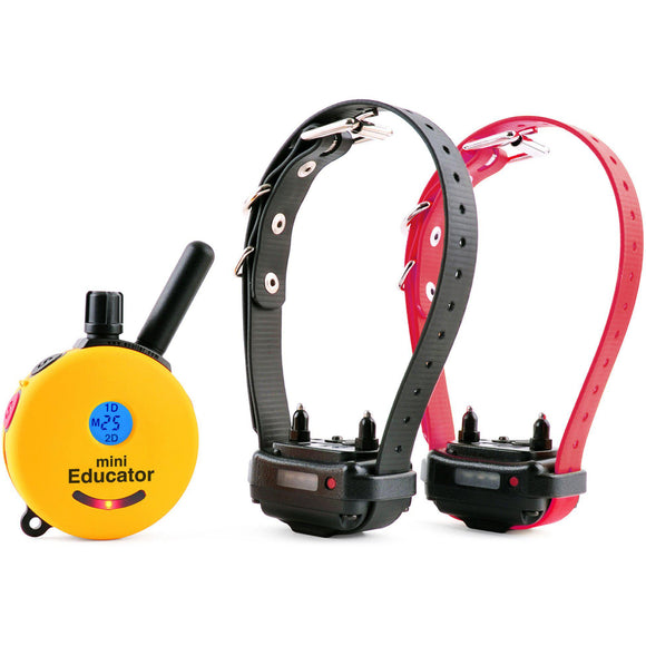 E-Collar Technologies ET-302 Mini Educator 2-dog 1/2 Mile - Pet Pro Supply Co.