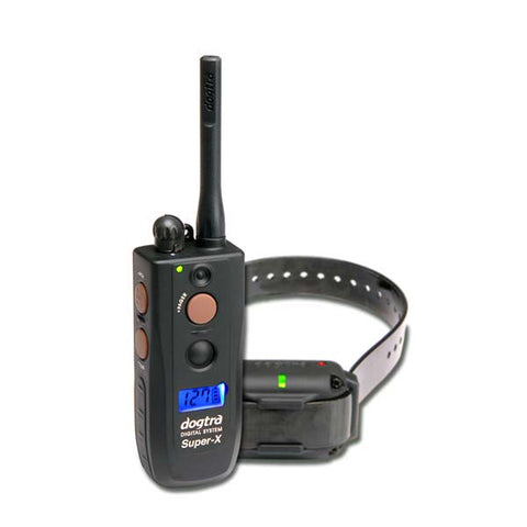 Dogtra E-Collar 3500NCP Super-X 1 Mile 1-Dog Training Collar at Pet Pro Supply Co. - 1