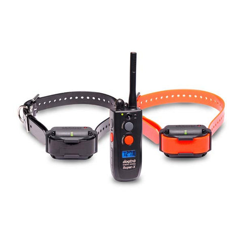Dogtra E-Collar 3502NCP Super-X 1 Mile 2-Dog Training Collar at Pet Pro Supply Co. - 2