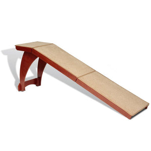 Solvit Wood Bedside Ramp - Pet Pro Supply Co