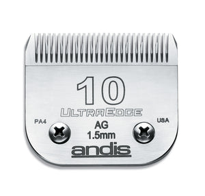 Andis Ultraedge Detachable Blade, - 10 - Pet Pro Supply Co