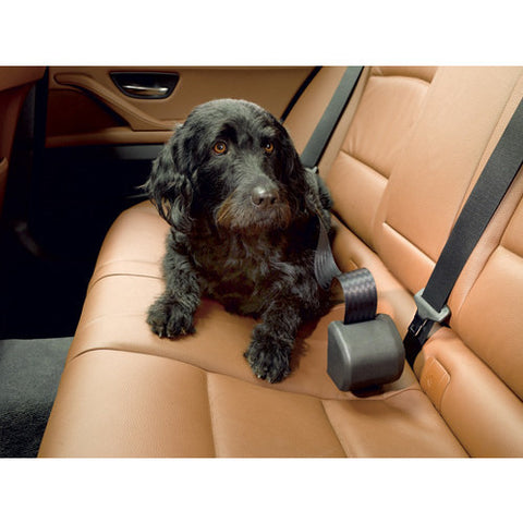 KleinMetall Click N Roll Automatic Dog Seatbelt System at Pet Pro Supply Co. - 1
