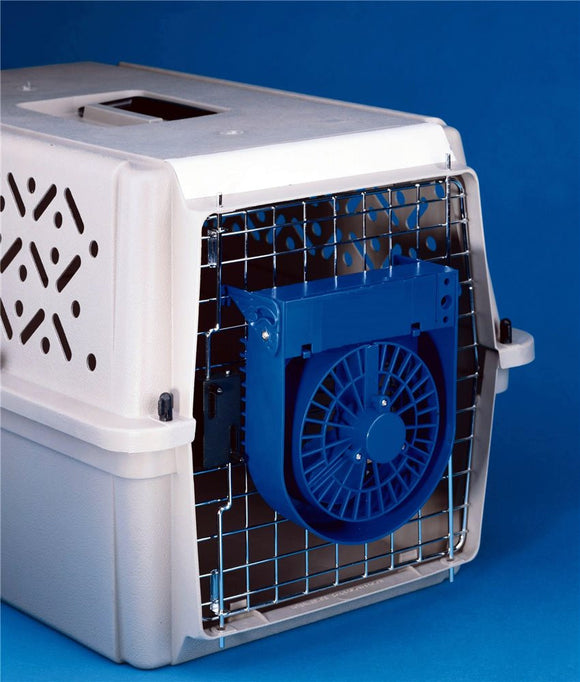 Crate Cooling Fan - Battery Powered - Pet Pro Supply Co.
