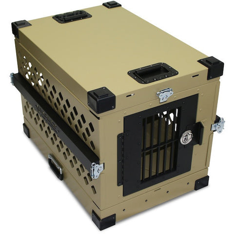 REFURBISHED Grain Valley IATA CR 82 Airline Approved Folding/Collapsible Portable Dog Crate at Pet Pro Supply Co. - 7