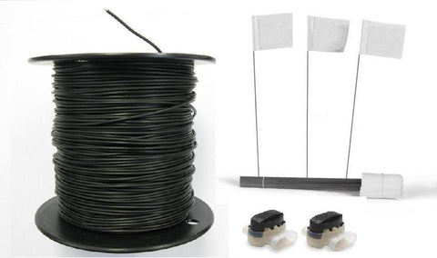 GV In-Ground Invisible Fence Wire, Flag, & Splice  Kits - Pet Pro Supply Co.