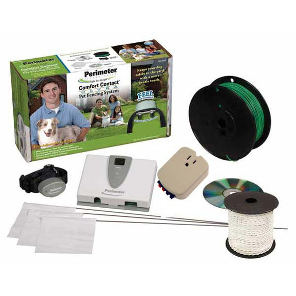 Perimeter Technologies Deluxe Ultra Comfort Contact System - Pet Pro Supply Co.