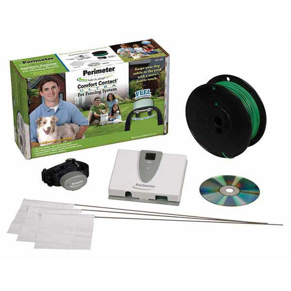 Perimeter Technologies Basic Ultra Comfort Contain System - Pet Pro Supply Co.