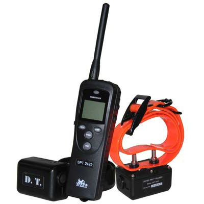 D.T. Systems SPT-2422 Super Pro e-Lite 1.3 Mile Remote Trainer at Pet Pro Supply Co.