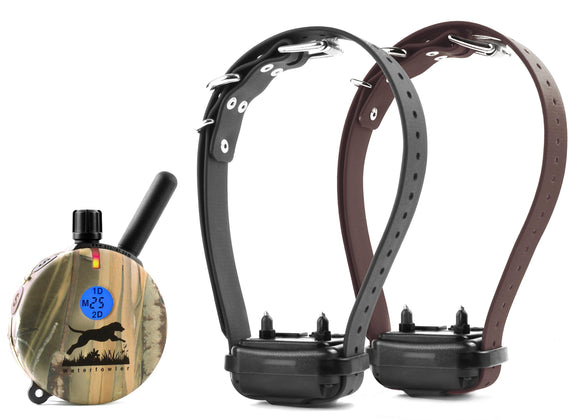 E-Collar Technologies WF-1202 Waterfowl 2-dog Hunting Trainer 1 Mile - Pet Pro Supply Co.
