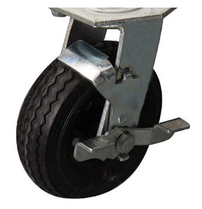"Accessories - Aeolus 6"" Non-pneumatic Wheels - Pet Pro Supply Co"