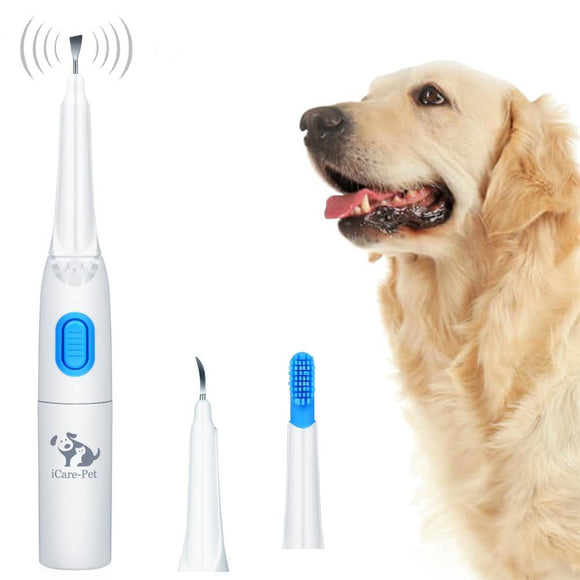 Accessories - ICare Electric Dog Toothbrush