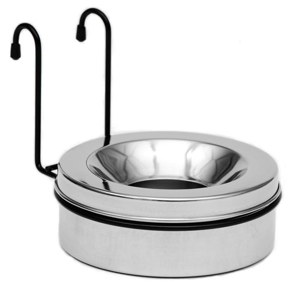 Accessories - MIM Safe Variocage Stainless Steel Drinking Bowl