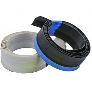 Patio Pacific 'Draft Stopper' Center Post Weatherstrip for Panels - Pet Pro Supply Co. - Pet Pro Supply Co