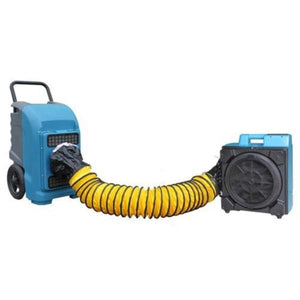 Air Scrubber - XPOWER APDS-I Full Range Air Purifying And Dehumidifying System - Pet Pro Supply Co