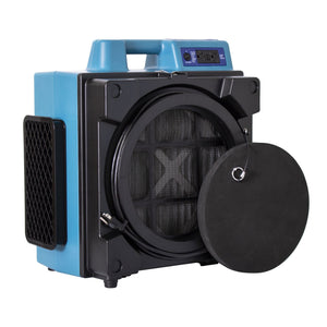 Air Scrubber - XPOWER X-4700A Professional 3 Stage Filtration HEPA Purifier System - Pet Pro Supply Co