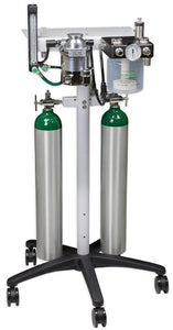 Anesthesia Machines - Shor-Line Basic Floor Stand Anesthesia Machine - Pet Pro Supply Co