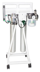 Anesthesia Machines - Shor-Line Premier Mobile Anesthesia Machine - Pet Pro Supply Co