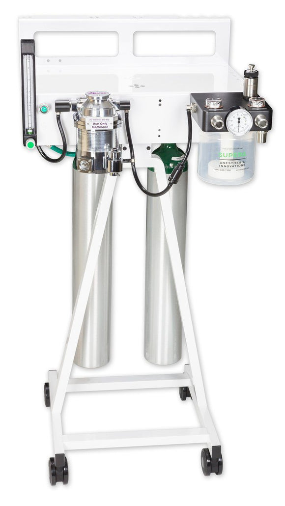 Anesthesia Machines - Shor-Line Premier Mobile Anesthesia Machine