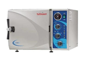 Autoclaves - Tuttnauer M Series Manual Autoclave - Pet Pro Supply Co