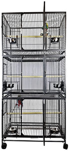 Aviary - A&E Large Triple Stack Cage - Pet Pro Supply Co