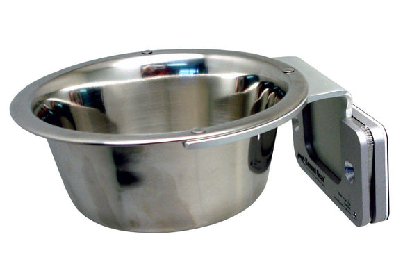 Bowl - Shor-Line Kennel Gear™ Stainless Steel Bowl Kits