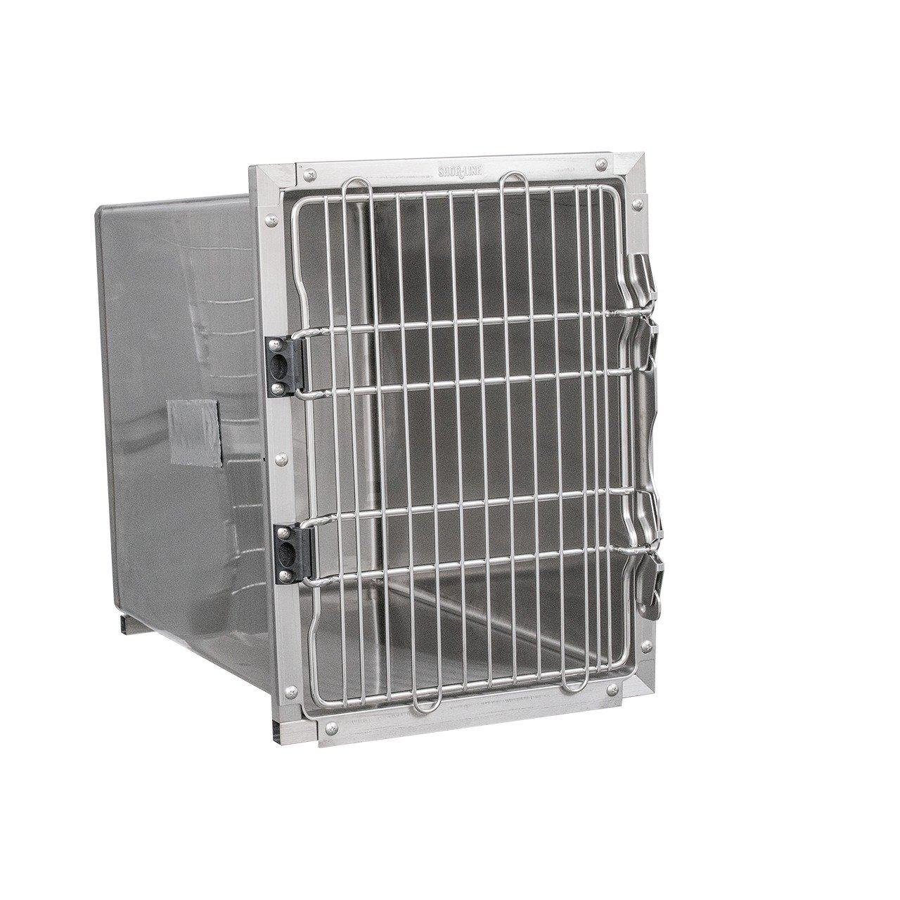 Shor-line Stainless Steel Single Cage  18w Series