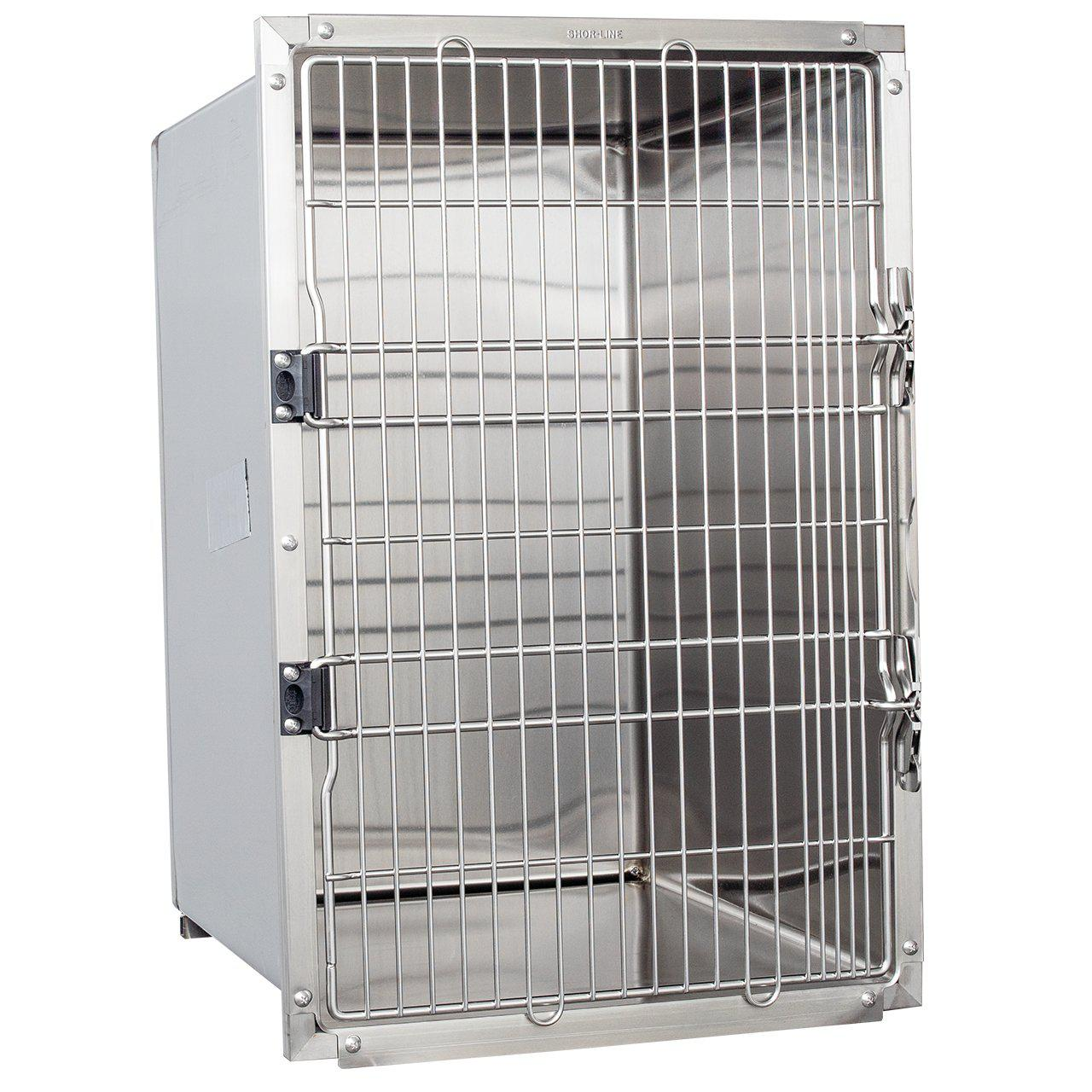 Shor-line Stainless Steel Single Cage  24w Series
