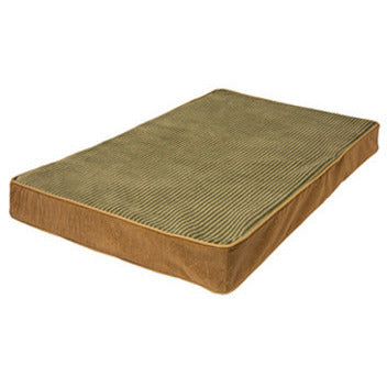 DenHaus Luxury Microfiber Dog Bed for TownHaus Crates - Reversible 2 Colors at Pet Pro Supply Co. - 1
