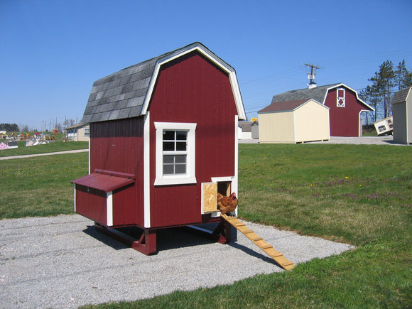 Little Cottage Co. Amish Made Classic Chicken Coops - Pet Pro Supply Co.