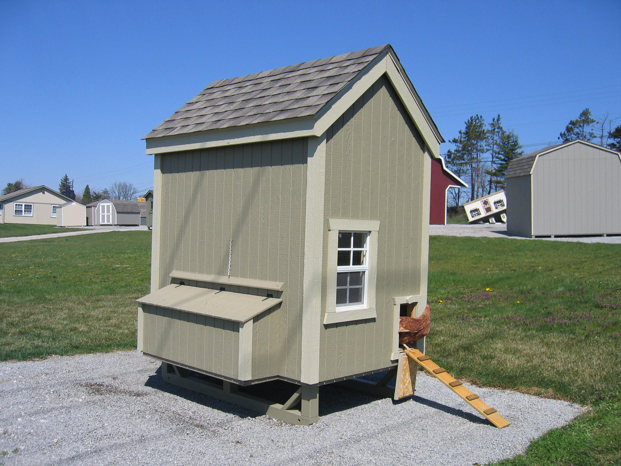 Little Cottage Co. Amish Made Classic Chicken Coops