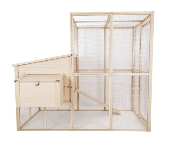 Chicken Coop - New Age Pet Fontana Chicken Coop