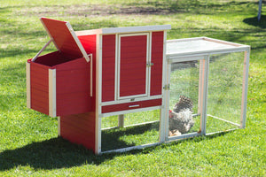 New Age Pet Sonoma Chicken Coop - Pet Pro Supply Co. - Pet Pro Supply Co