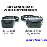 Dogtra E-Collar 280C/282C Platinum 1/2 Mile Dog Training Collar - Pet Pro Supply Co.