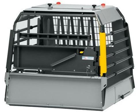 Crash Tested Crate - MIM Variocage Compact - Crash-Tested Dog Travel Crate For Cars & SUVs