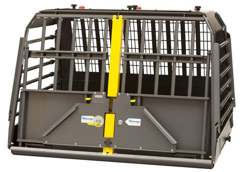 MIM Variocage Double - Crash-Tested Dog Travel Crate