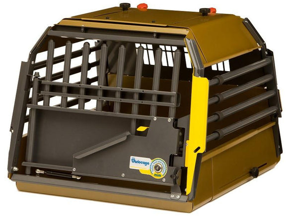 MIM Variocage MiniMax - Car Crash Tested Dog & Cat Travel Crate - Pet Pro Supply Co.