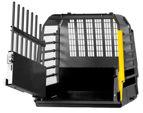 MIM Variocage SINGLE - Crash-Tested Dog Travel Crate